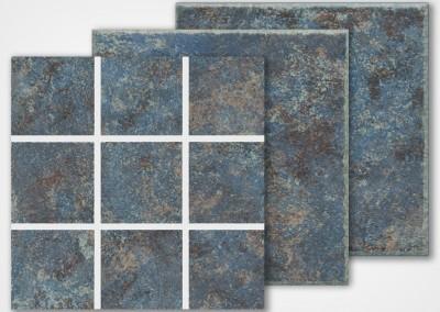 AZ-206 – AZUL BLUE 2X2