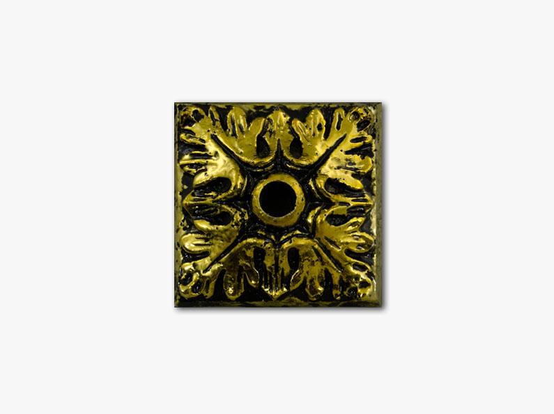 Medallion-Gold