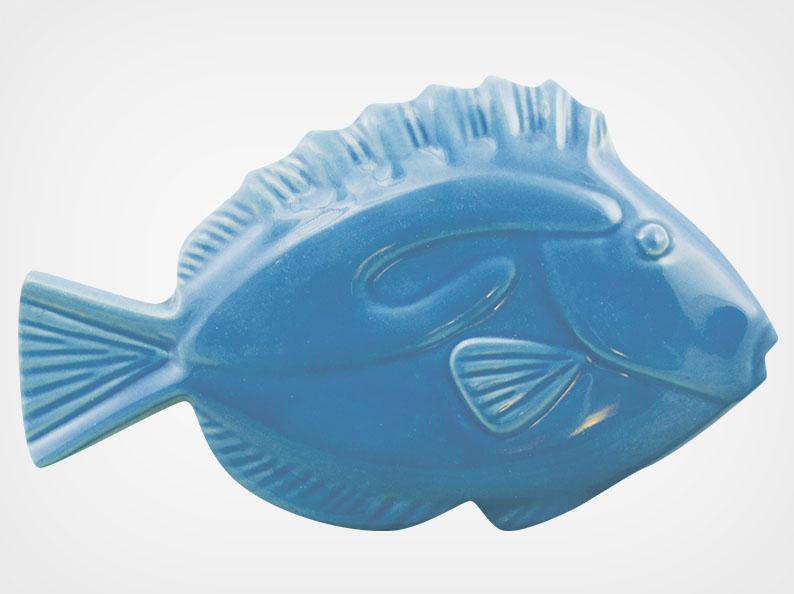 Fish – Blue – 5×3
