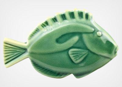 Fish – Teal – 5×3
