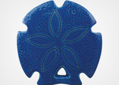 Sand Dollar – Royal Blue – 5×5