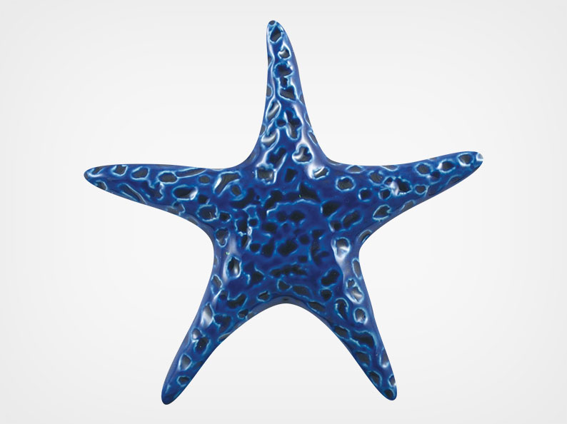 Starfish Smooth – Royal Blue – 5×5