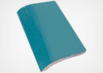 Gulf Blue Gloss Trim