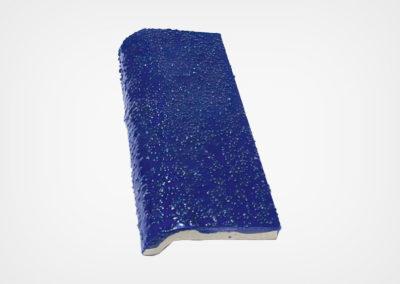 Pure Cobalt Skid Resistant Trim