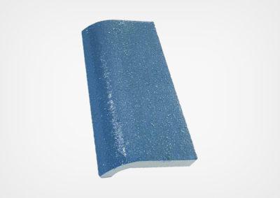 Colonial Blue Skid Resistant Trim
