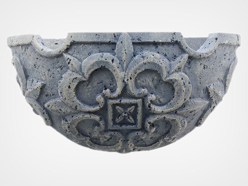 Gothic Sconce-Azul