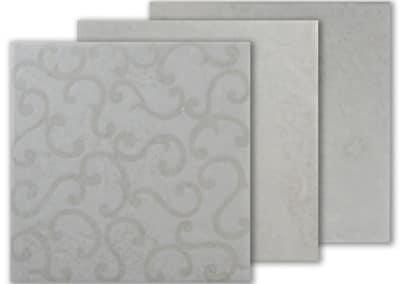 Bianco Deco 6×6