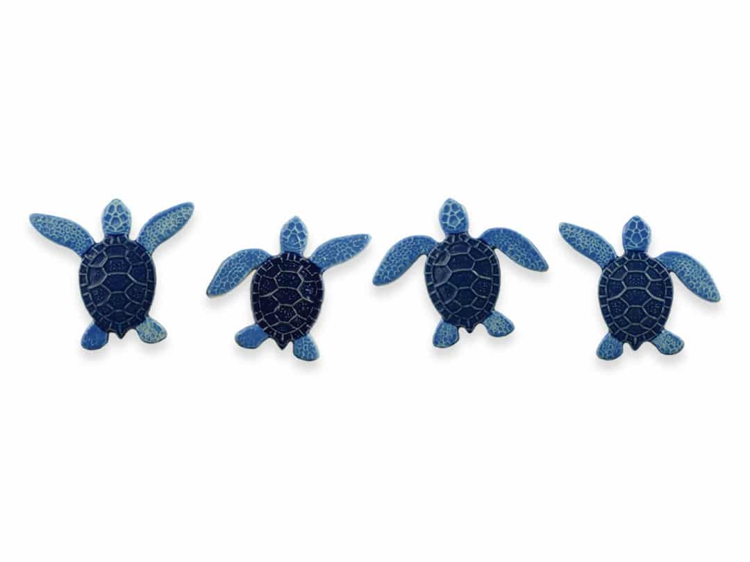 Turtle – Step Marker – Blue – 24×3