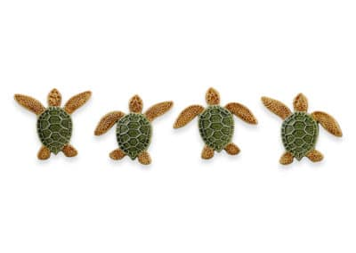 Turtle – Step Marker – Multi Color – 24×3