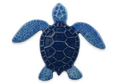 Turtle Straight – Blue – 5×5